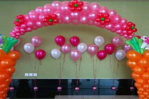 balloon decorators in Bandra
